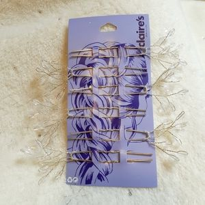 5/$25 NWT Claire's Hair Accessories